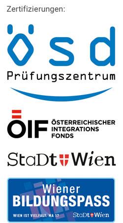 ÖSD, ÖIF, Bildungspass Logo