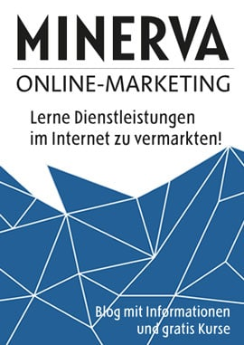 Minerva Online Marketing lernen