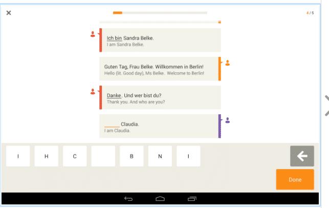 Babbel App zum Deutsch Lernen - Deutsch Apps