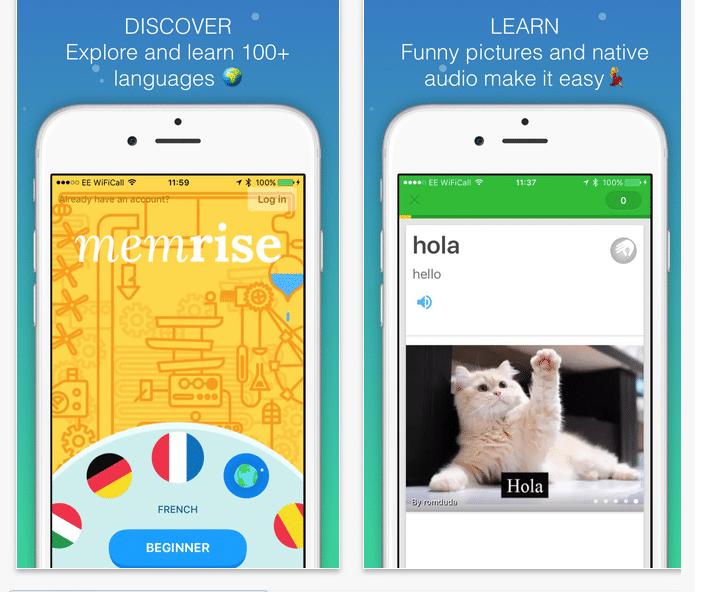 Memrise - App zum Deutsch Lernen - Deutsch Apps