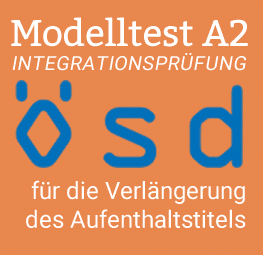 Deutsch A2 Modelltest ösd Integrationsprüfung Für Die Verlängerung