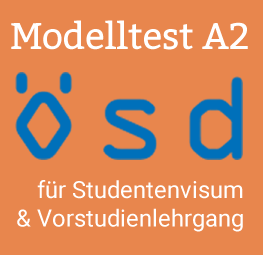 Deutsch A2 Modelltest