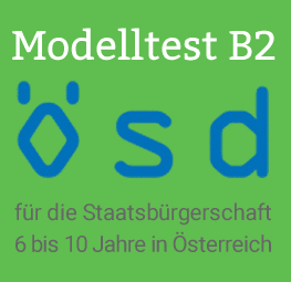 Modelltest ÖSD B2