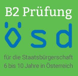 ÖSD B2 Prüfung