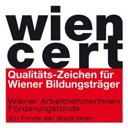 WAFF Deutschkurs Wien Cert Logo